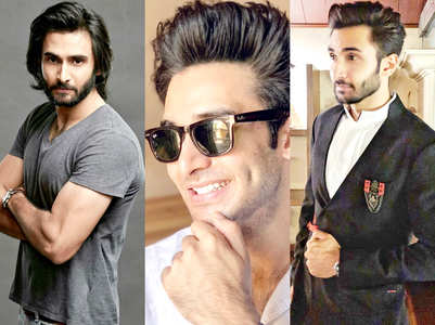 You need to check out Vinod Mehra's super stylish son!