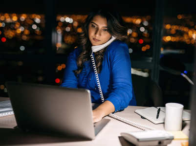 Women are happier at work as compared to home, reveals a study