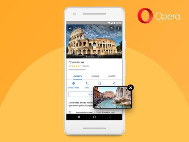 'Opera for Android 50' launched