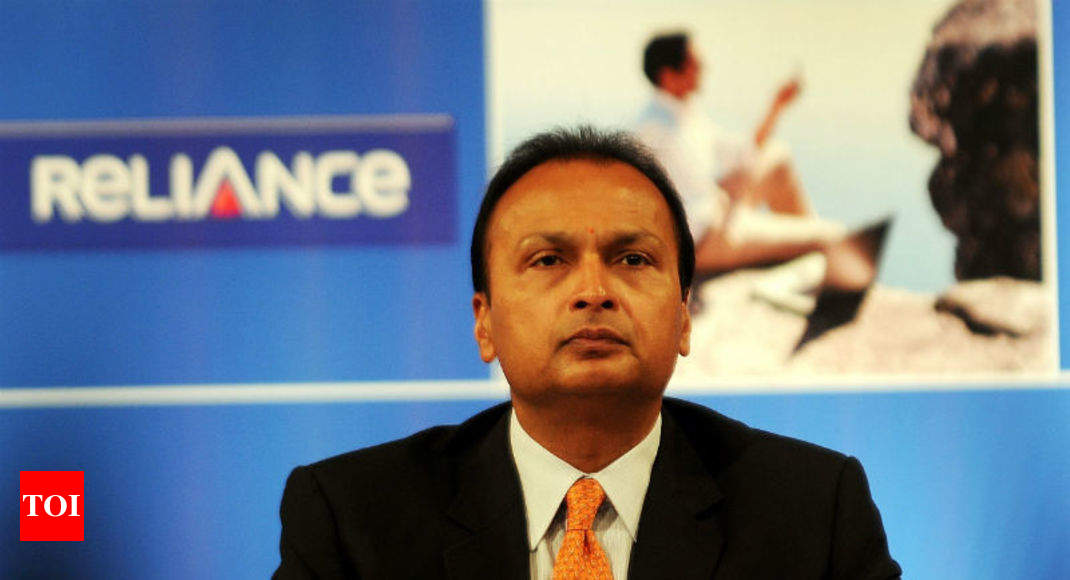 Ericsson case: Clear dues or face jail, Supreme Court tells Anil Ambani - Times of India ?