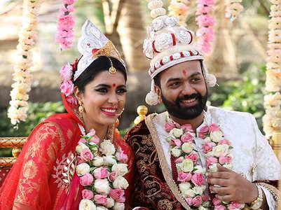 'Bhagyavidhaata' fame Richa ties the knot