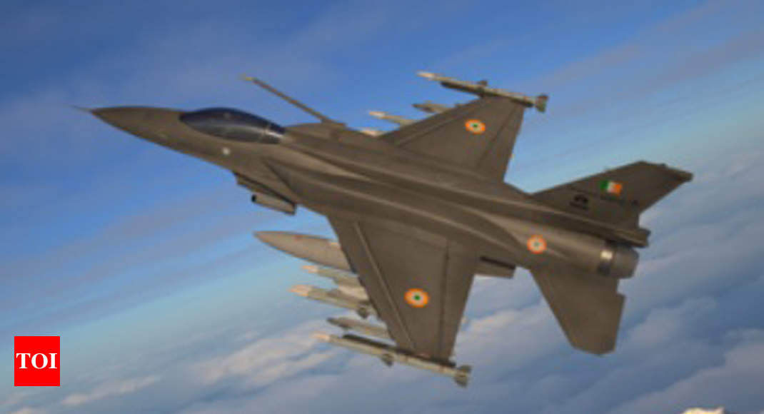 Lockheed Martin unveils new combat jet F-21 for India - Times of India