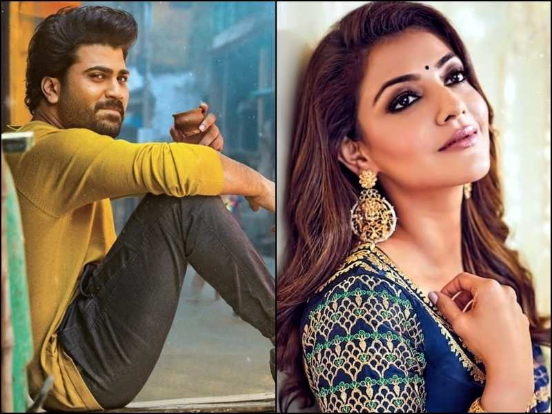 Kajal Aggarwal And Sharwanand Romancing In Spain For Sudheer Varma S Gangster Drama Telugu Movie News Times Of India