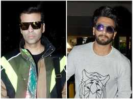 Karan Johar was nervous while approaching Ranveer Singh for 'Takht'