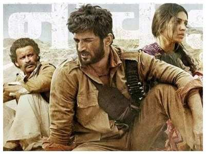 Sushant's 'Sonchiriya' lands in legal trouble