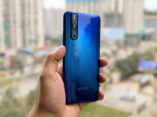 Vivo V15 Pro first impressions