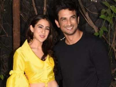 Sara-Sushant avoid being clicked together?