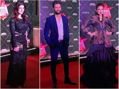 Celebs at Nykaa Femina Beauty Awards 2019