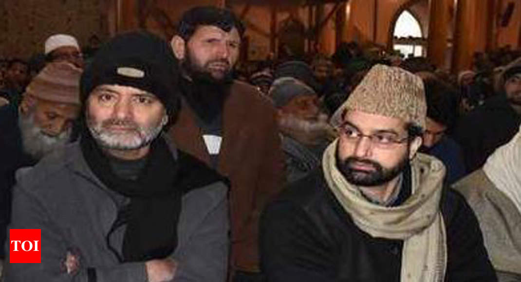 Govt downgrades, withdraws security of 18 Hurriyat leaders & 155 other political persons -