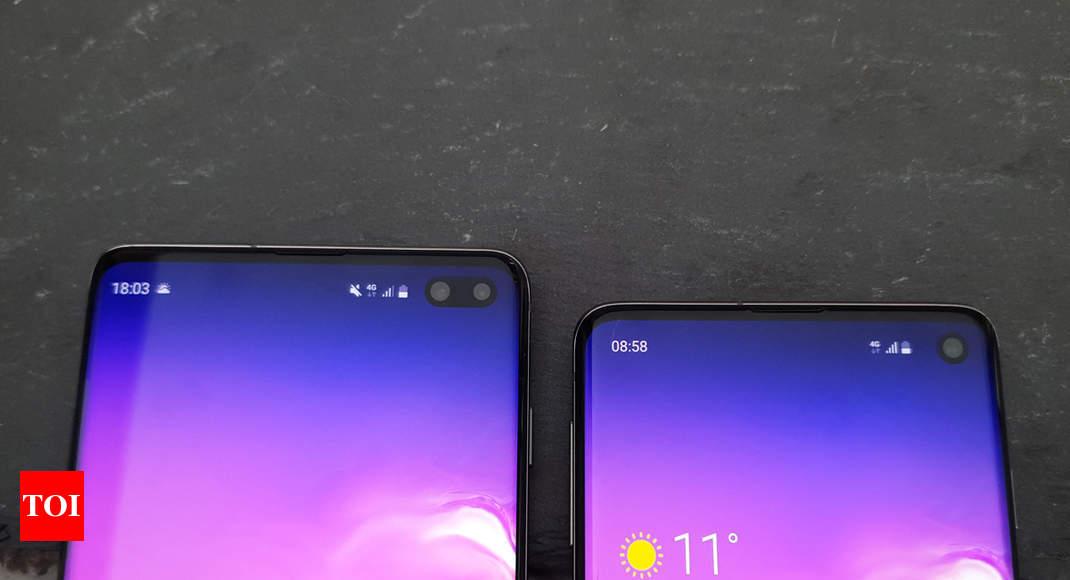 a9e277a00cb Samsung 5G  Samsung launches its first 5G smartphone