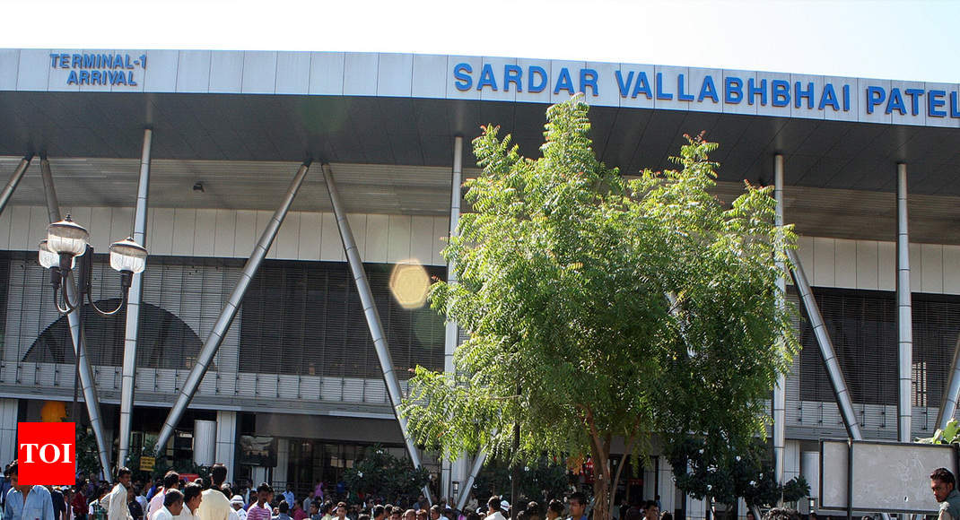 Sardar Vallabh Bhai Patel International Airport, Ahmedabad (AMD)