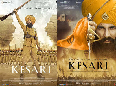 Watch: Akshay Kumar's 'Kesari' trailer