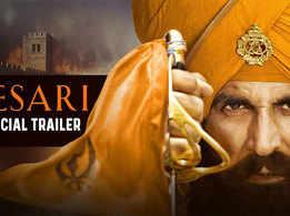 Kesari - Official Trailer