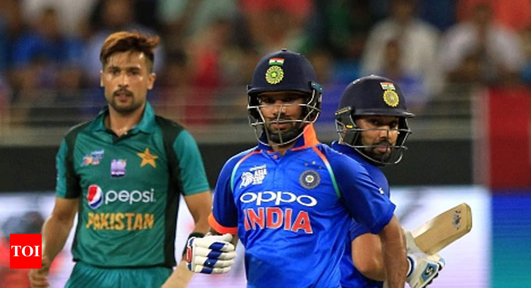 icc world cup 2019 no way bcci can block pakistan from world cup official cricket news times of india