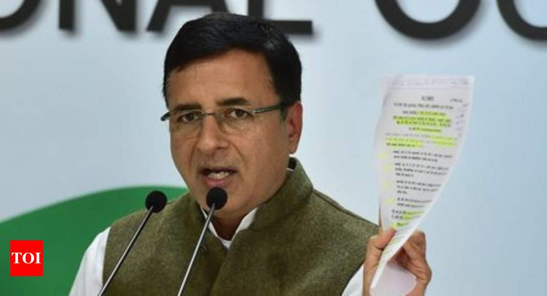 PM continued shooting for documentary after Pulwama attack, alleges Congress -