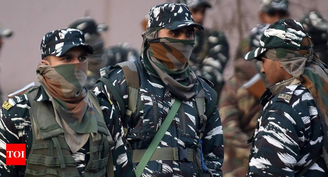 Days after Pulwama attack, government approves air travel for all paramilitary personnel in J&K sector -