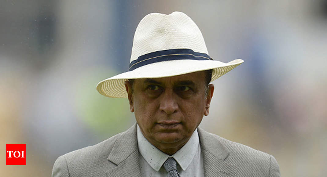 It's only India that's going to lose by not playing against Pakistan in World Cup, says Sunil Gavaskar; urges Imran Khan to act