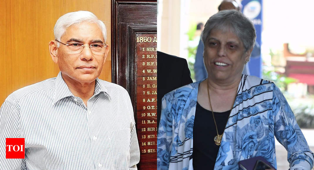 SC displeased over 'public sparring' between BCCI's CoA chief Rai, member Edulji
