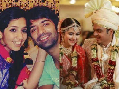 Celebs who married their childhood lovers