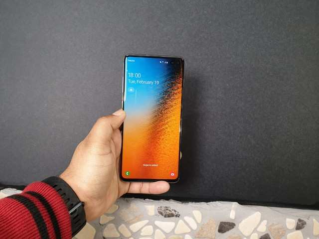 Samsung Galaxy S10+ first impressions: The best of Android, redefined
