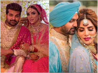 Mansi Sharma ties the knot with Yuvraj
