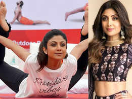 Shilpa Shetty recommends THIS yoga asana for toning your abs