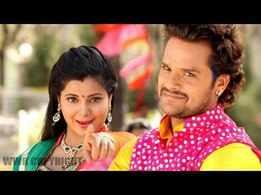 Bhojpuri song 'Jhumka Jhulaniya' Ft. Khesari Lal Yadav and Smrity Sinha