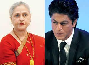 When Jaya Bachchan wanted to slap SRK