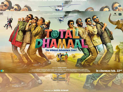 'Total Dhamaal' box office collection Day 1