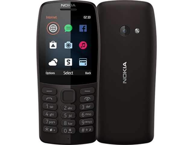 HMD Global launches its most affordable Nokia feature phone, Nokia 210