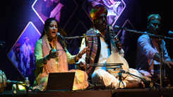 Mystical songs of love and light by Smita Bellur at Navras 2019