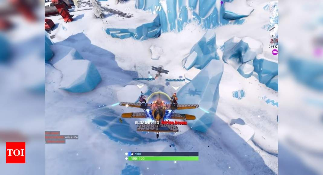 Beautiful Fortnite View Season 8 Fortnite Season 8 Start Date Announced Here S What You May Expect Times Of India