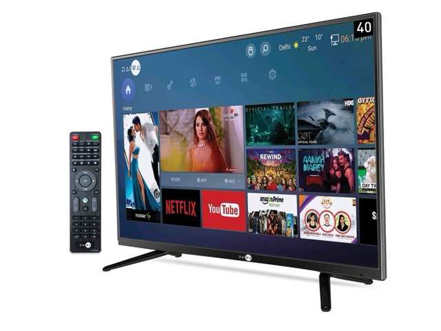 Daiwa launches 'D42E50S' smart LED TV, priced at Rs 18,990