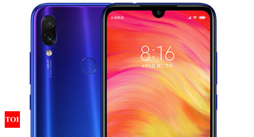 Xiaomi Redmi Note 7 to launch in India today: How to watch the live