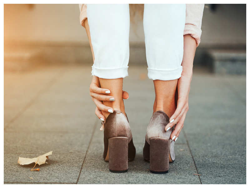How to fix shoes that are too small