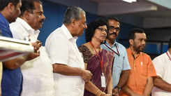 Sports stars take home G V Raja Award