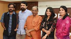 A fun interaction with Sarvam Thala Mayam crew