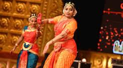 Anumol's devotional offering through dance