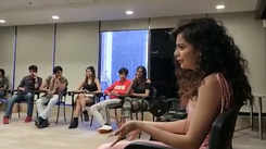 Livon Times Fresh Face Season 11: Actress Mithila Palkar interacts with finalists