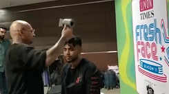 Livon Times Fresh Face Season 11: Celebrity hairstylist Aalim Hakim grooms male finalists
