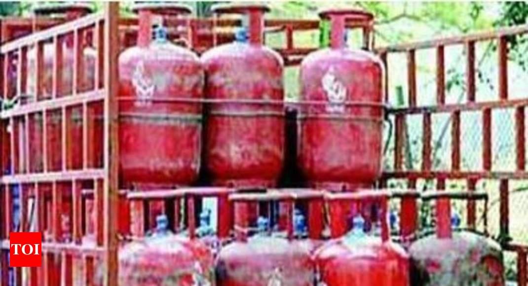 LPG price hike: Subsidised LPG price hiked by Rs 2 08 per