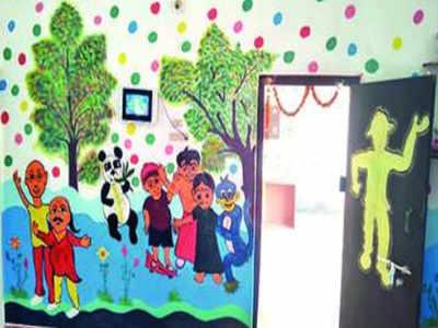 Paralakhemundi police station gets kids' corner