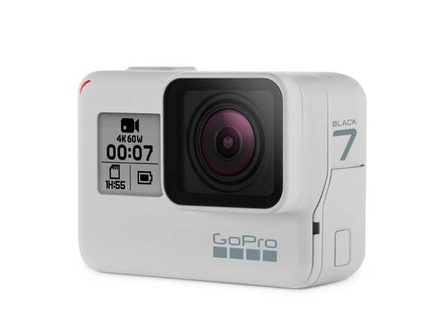 GoPro Hero 7 Black Dusk White edition up for pre-order on Amazon