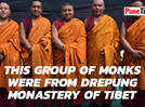 Pune hosts monks all the way from Tibet!