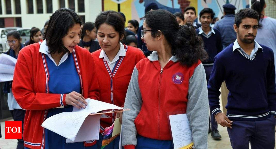 CBSE class 12 English paper: Out-of-syllabus novel question knocks students over