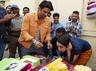 Photos: Shraddha Kapoor celebrates her birthday with team 'Chhichhore' and co-star Sushant Singh Rajput