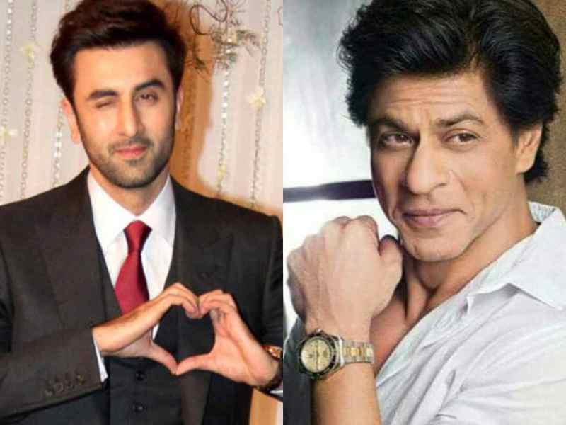 Ranbir Kapoor to replace Shah Rukh Khan in the upcoming Rakesh Sharma biopic?