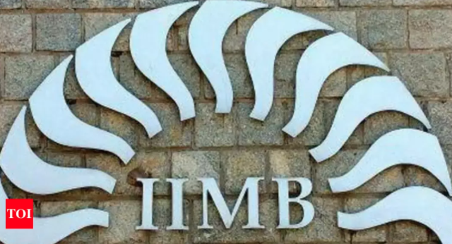 Harassed MBA student takes to WhatsApp to highlight IIM-B has 'no place' for students needing psychological help