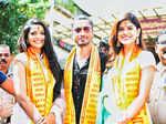 Vidyut Jammwal, Pooja Sawant and Asha Bhat