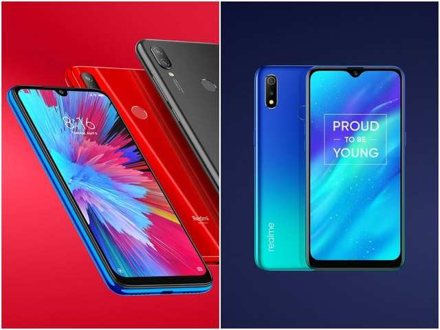 Xiaomi Redmi Note 7 vs Realme 3: Here's how the two phones compare